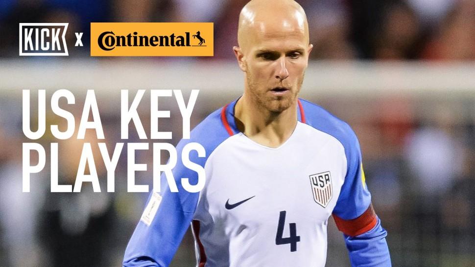 【動画】コンチネンタルタイヤ USA Key Players: Jozy Altidore, Michael Bradley & Jermaine Jones