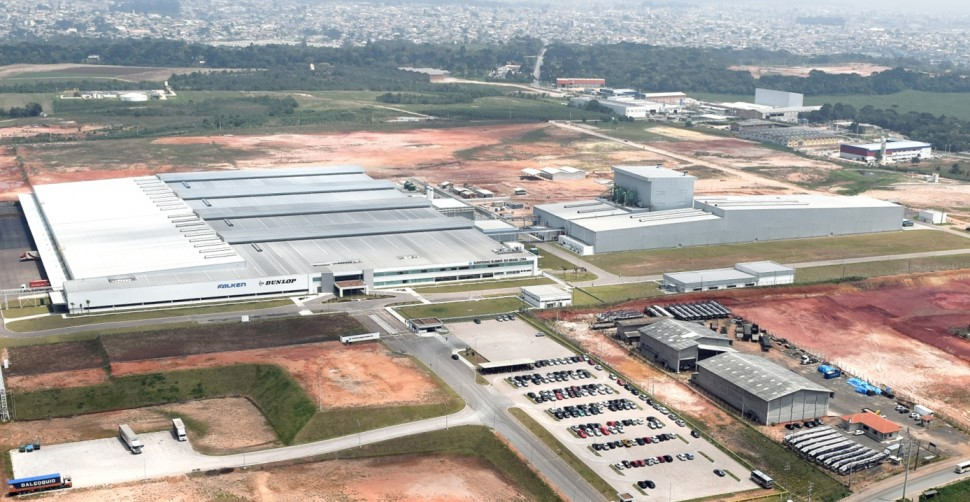 ブラジル工場