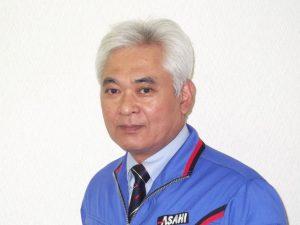 山﨑伸一社長