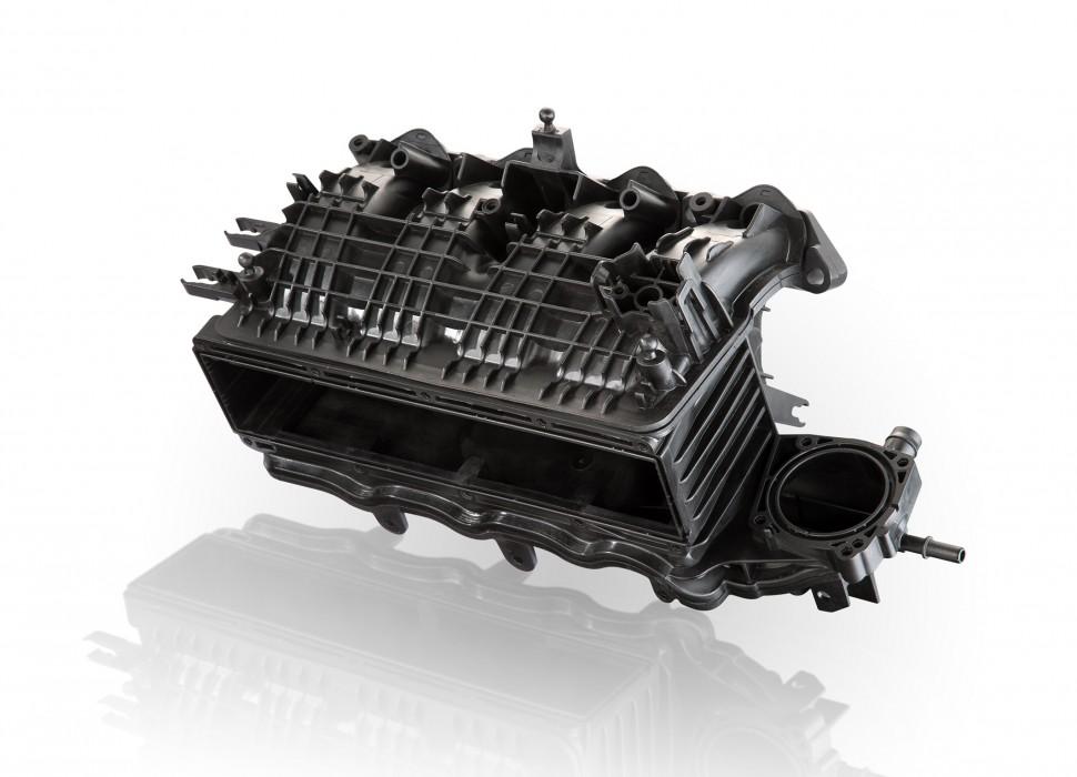 最新内燃エンジン用チャージエアダクト向けのポリアミド製品