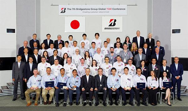 第7回グローバルTQM大会の参加者