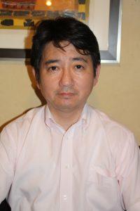 中島幹雄会長