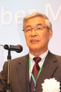 南雲日本ゴム工業会会長