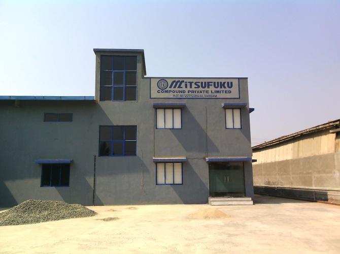 三福工業 昨年に稼働したインド工場