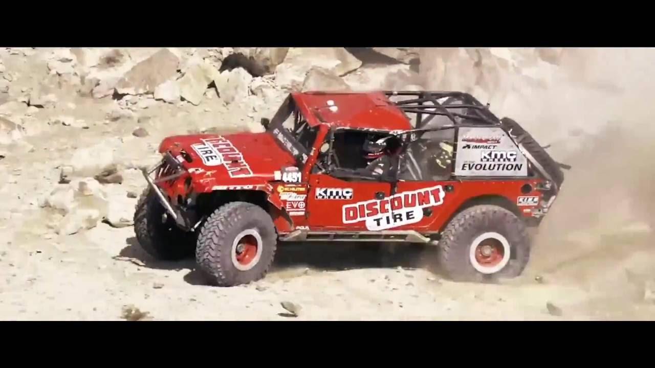 【動画】ニットータイヤ One Tough Jeep – Off Road Evolution's EVO1