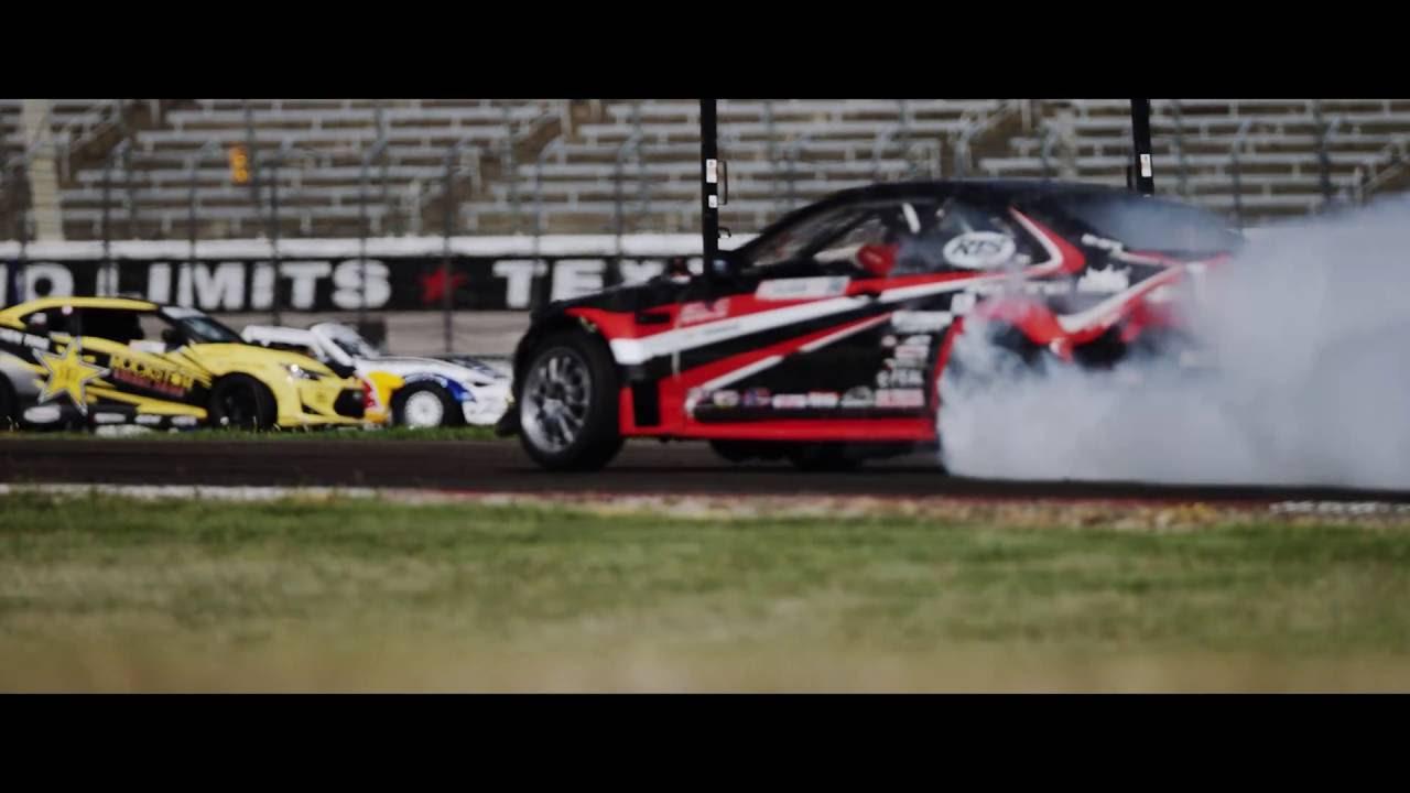 【動画】ニットータイヤ The Interview 2 – Team Nitto at Formula Drift Texas 2016