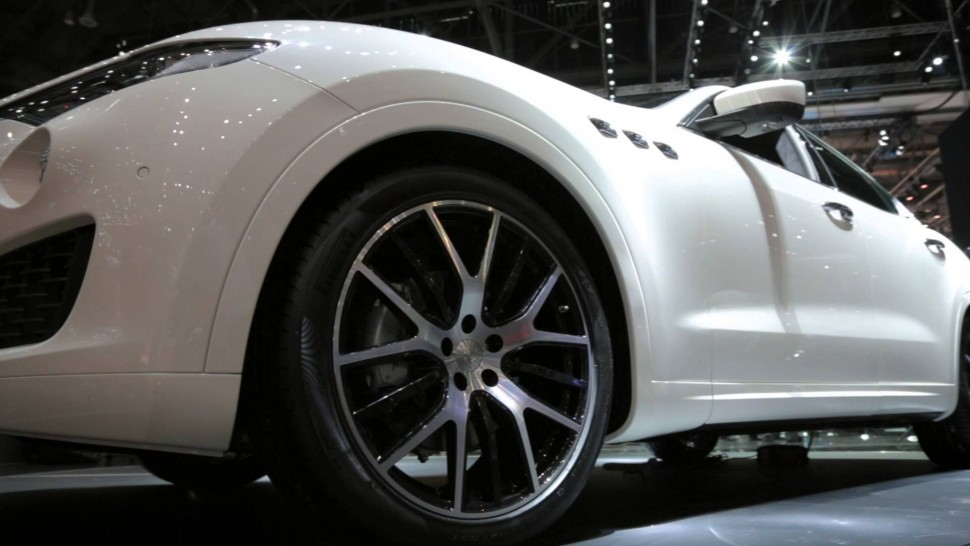 【動画】ピレリ The Maserati Levante, the challenge for which the Trident puts its trust in P Zeros