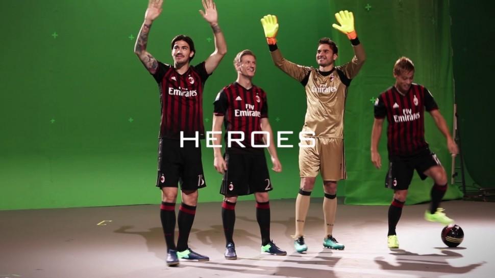 【動画】東洋ゴム Behind the scenes | AC Milan vs. Drift Cars | TOYO TIRES