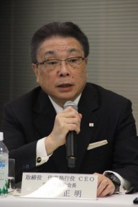 津谷CEO