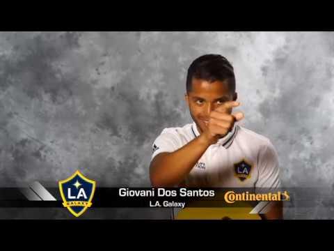 【動画】コンチネンタル MLS Players Dance