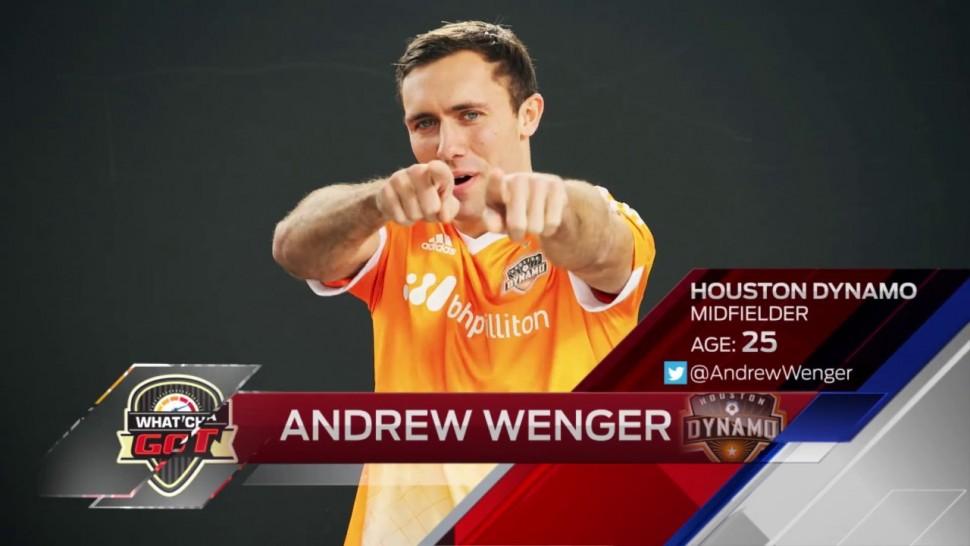 【動画】コンチネンタル What'Cha Got MLS Season 3 – Andrew Wenger