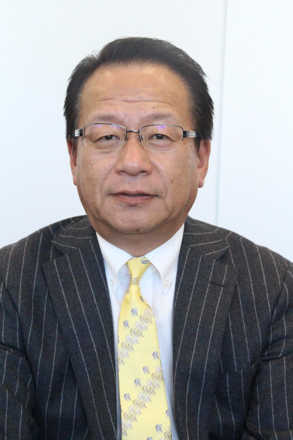 森田健司社長