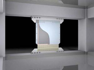 ビル用制震システム「TRCダンパー」
