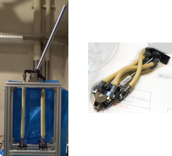 ロボットアームへの応用例