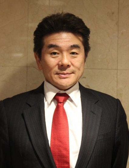 西井英正社長