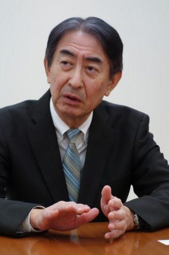 日本ゼオン 田中公章社長