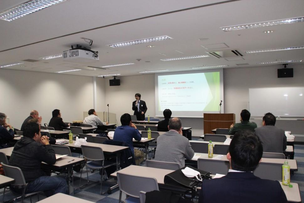 生産情報のDB化をテーマに定例勉強会を開催