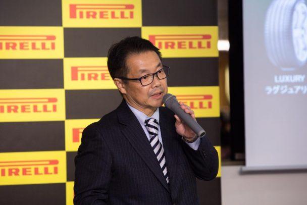 市川仁プロダクトマーケティングマネージャーが製品説明を行った