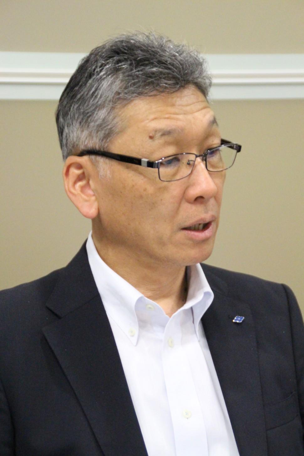 前田常務執行役員
