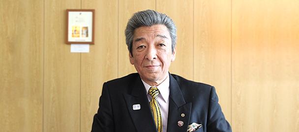 望戸清彦日本グローブ工業会会長