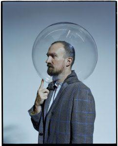 ティム・ウォーカー氏の写真4