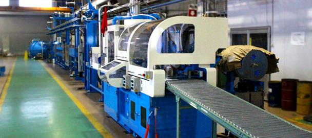 三葉製作所 押出成形分野が堅調推移 工場設備を徹底し生産性高める