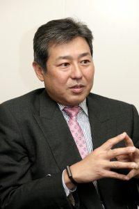 山梨展明キャボット社日本事業統括取締役