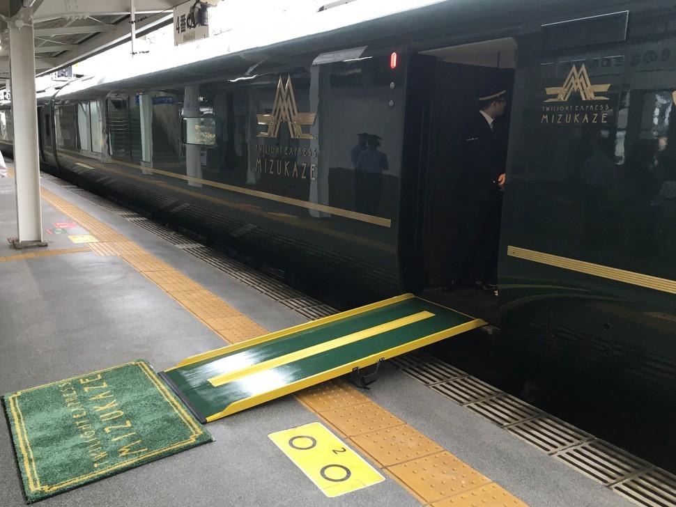 使用シーン(兵庫県・城崎温泉駅)