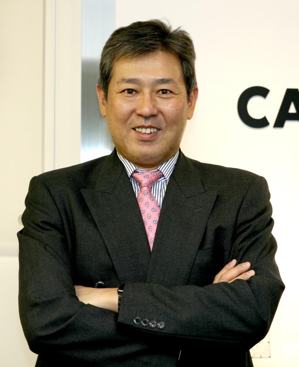 山梨展明代表取締役社長