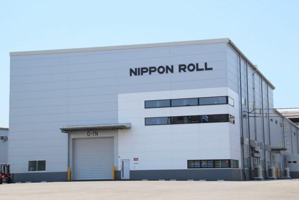 昨年同社内に竣工した新工場