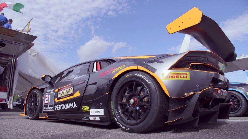 【動画】ピレリ Passion for motorsport