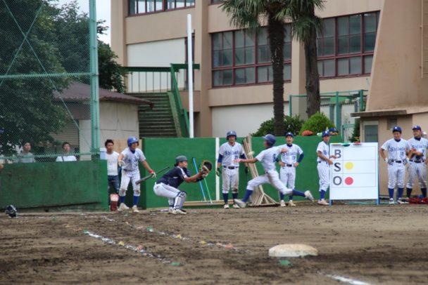 Aクラス3位決定戦のシバタ対ニシヤマも白熱した戦いとなった