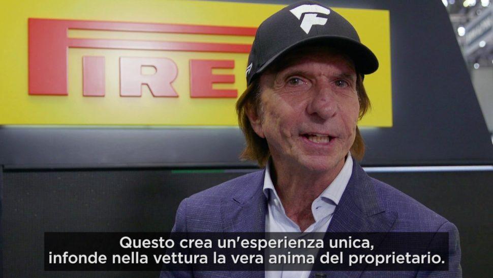 【動画】ピレリ Connected Roads – Emerson Fittipaldi