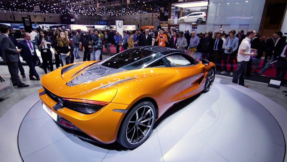 【動画】ピレリ Geneva Motorshow 2017 – McLaren