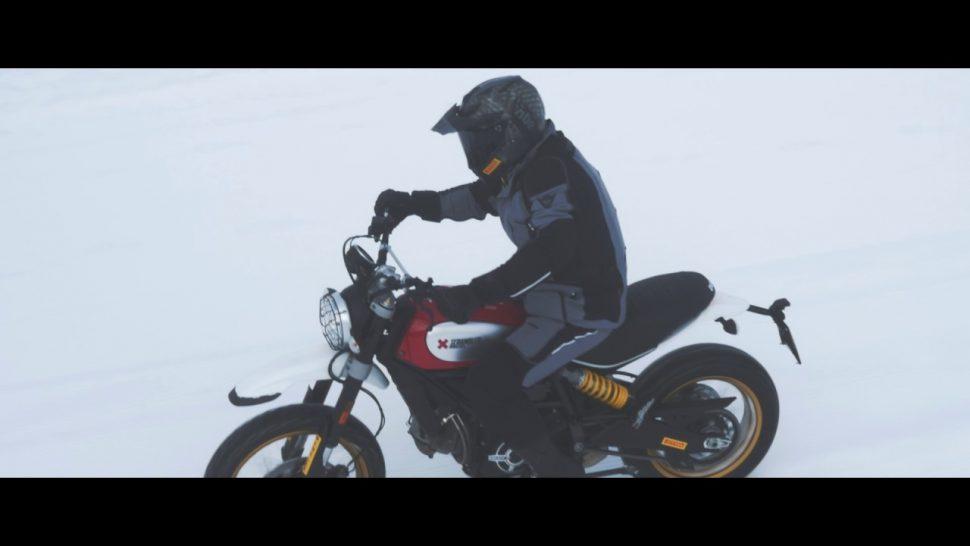 【動画】ピレリ Kristian Ghedina – Winter Champion