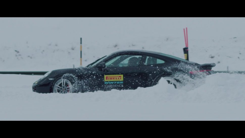【動画】ピレリ Winter – Driving Experience