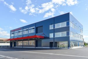 昨年11月に稲沢工場を移転した北名古屋工場