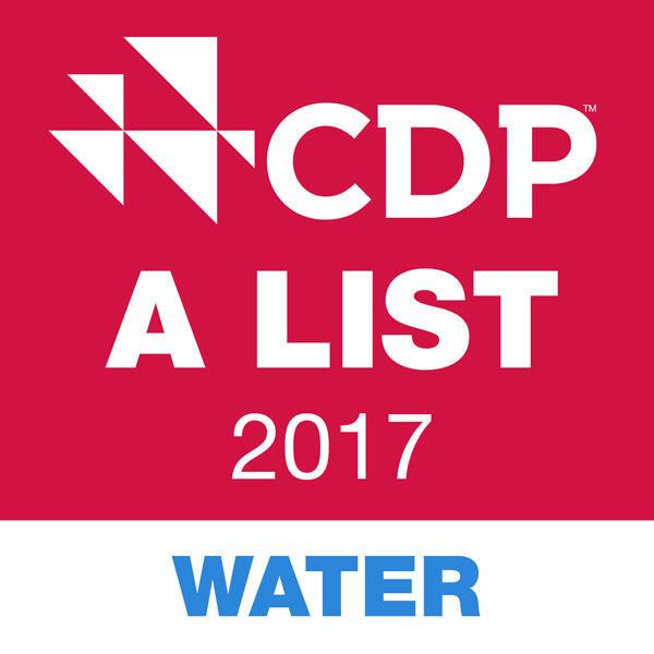 CDPウォーター2017 Aリスト