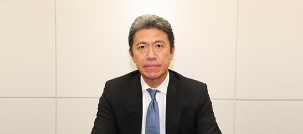 石塚賢二郎エラストマー部長(デンカエラストマー・機能樹脂部門 エラストマー部)