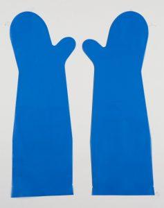 スムース手袋