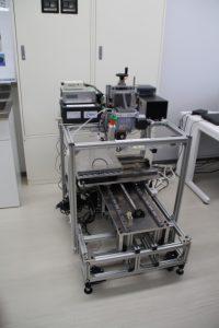 兵庫県立工業技術センターが開発した天然ゴム3Dプリンタ