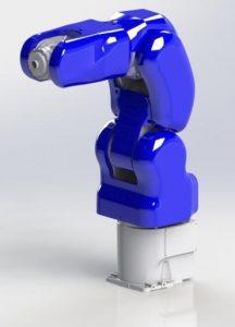 ロボット安全外装イメージ