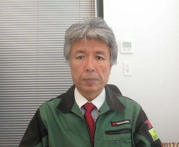 島田淳会長
