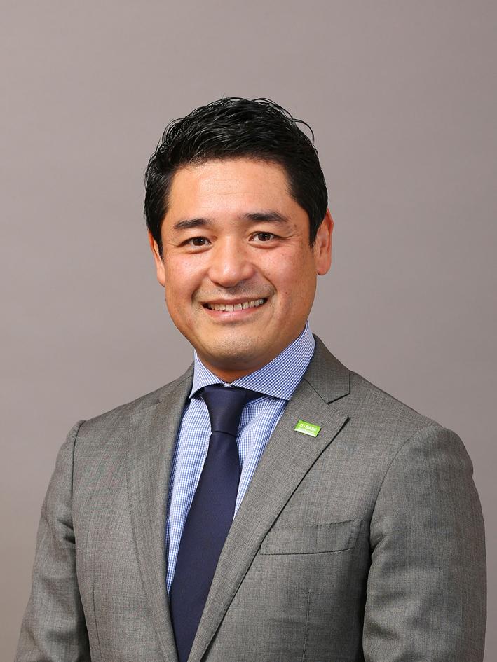 石田博基氏