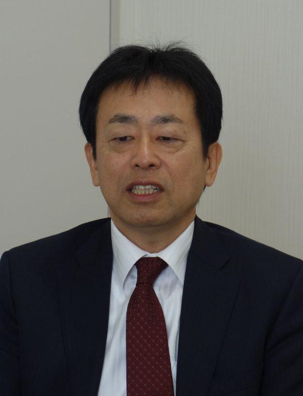 川島健一理事長