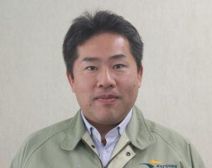 加貫泰弘社長