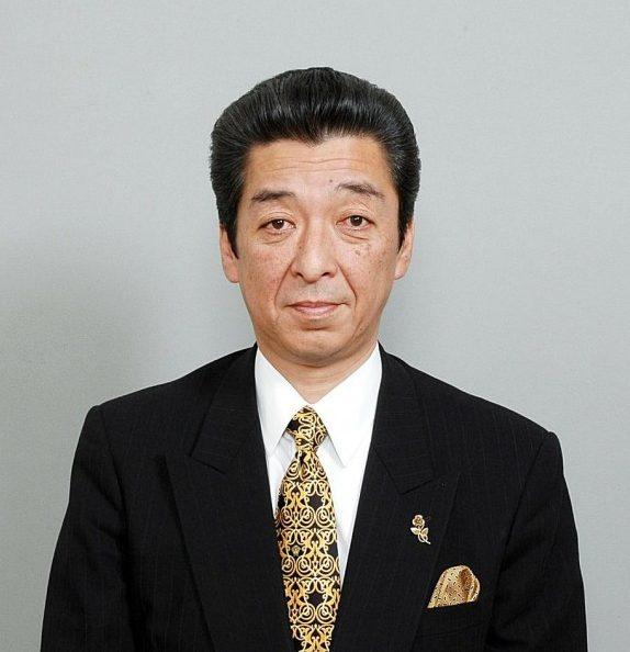 望戸清彦理事長
