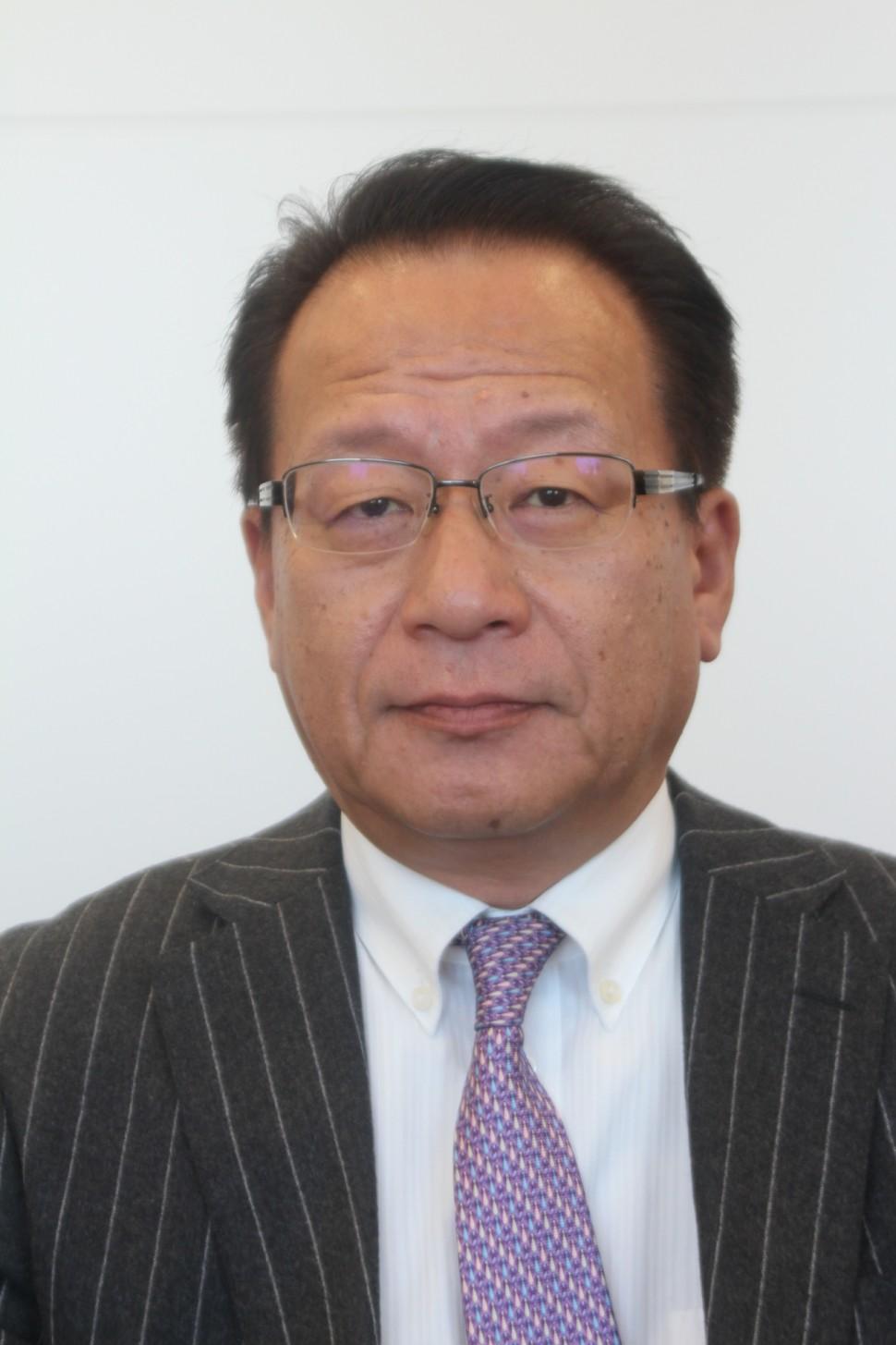 森田健司代表取締役社長