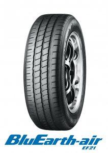 ライトウエイト低燃費タイヤ「BluEarth―air EF21」