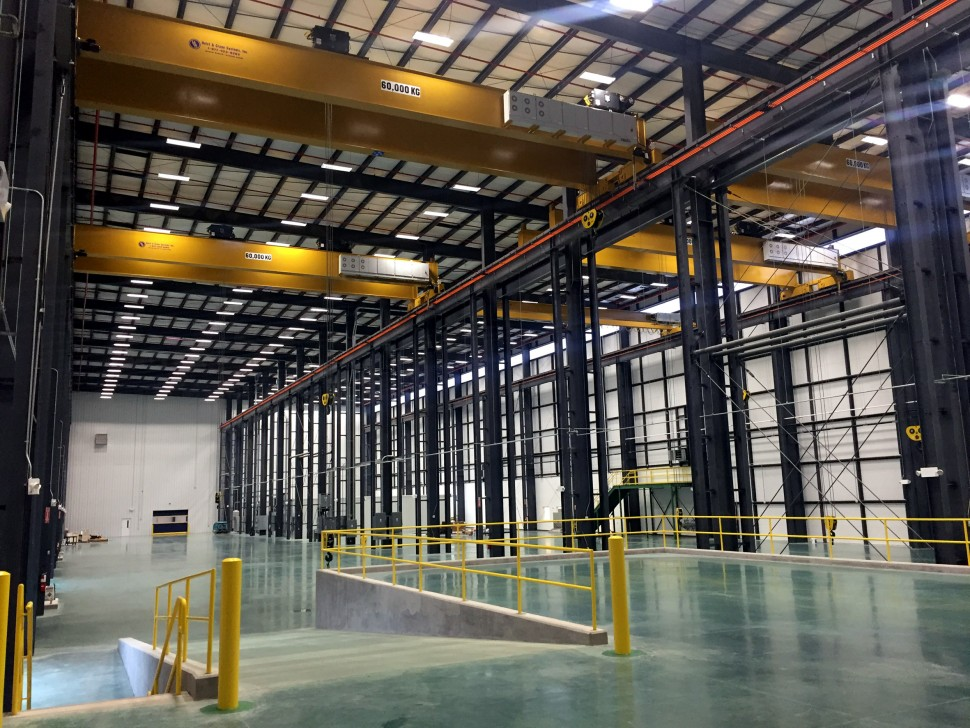 米国テキサス工場2